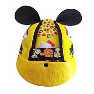 Mũ bảo vệ cho bé tập đi _ngồi xe máy Sunbaby thumbnail