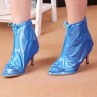Bao túi ủng bọc giầy đi mưa cho giầy cao gót đủ size thumbnail