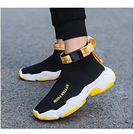 Giày Sneaker Cao Cổ - Phong Cách Thể Thao - Nam Tính - G65 thumbnail