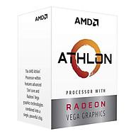 Bộ Vi Xử Lý CPU AMD Athlon 240GE Processor with Radeon Vega 3 Graphics - Hàng Chính Hãng thumbnail