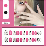 Bộ 24 móng tay giả nail thơi trang như hình (R-118) thumbnail