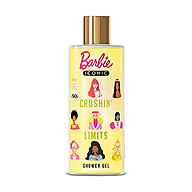 Sữa tắm cho bé Barbie Tự Tin Tỏa Sáng - BARBIE Iconic Crushin Limits Shower Gel 300ml thumbnail