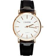 Đồng hồ đeo tay nam nữ ISHOW unisex thời trang DH01 thumbnail