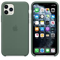 Ốp Silicon cho iPhone 11 pro - Xanh Midnight xịn thumbnail