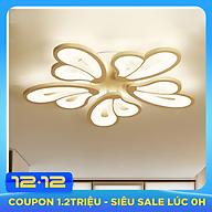 Đèn trần - đèn ốp trần 5 cánh bướm BISINIS 3 chế độ ánh sáng thumbnail