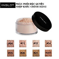 Phấn phủ Inglot Face Loose Powder (30g) thumbnail