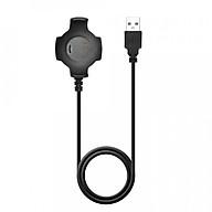 Cáp Sạc Đồng Hồ Thông Minh Xiaomi Huami Amazfit USB Đen (1m 3.3ft) thumbnail