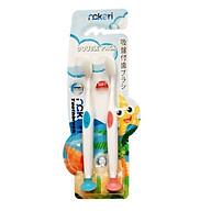Bàn chải đánh răng Okamura Nakori cho trẻ em Vỉ 2 cây thumbnail