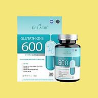 Viên Uống Trắng Da Glutathione 600 Nhập khẩu từ Nhật Bản - Hàng Chính Hãng Dr Lacir thumbnail
