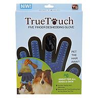 Găng Tay Tắm Và Chải Lông True Touch thumbnail