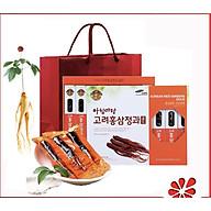 Hồng Sâm Củ Tẩm Mật Ong Hàn Quốc Achimmadang 300gram thumbnail