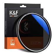 Màn lọc màu siêu mỏng cho máy ảnh DSLR K&F CONCEPT CPL nhiều lớp phủ thumbnail