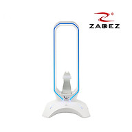 Giá treo tai nghe Led RGB cảm ứng, tích hợp Bungee mouse và 2 cổng USB 3.0 Zadez ZHS 701G tặng kèm miếng lót chuột da 26x21cm - Hàng chính hãng thumbnail