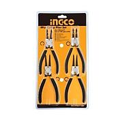Bộ 4 kềm mở phe vòng Ingco HCCPS01180 thumbnail