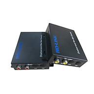 Bộ chuyển đổi audio sang quang 1 chiều Holink HL-AS-20T R (2 thiết bị) - Hàng Chính Hãng thumbnail