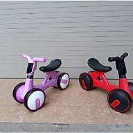 Com bo 2 Xe chòi chân xe cân bằng thăng bằng cho bé 2019 nhạc đèn- màu cho bé gái thumbnail