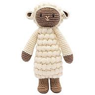Cừu Poppy Đứng M - Bộ Màu - Poppy - WT-212CRE-M-M thumbnail