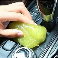 Gel mềm dẻo làm sạch vệ sinh ô tô, bàn phím, điện thoại, bụi bẩn, laptop thumbnail