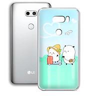 Ốp lưng dẻo cho điện thoại LG V30 - 01253 7880 LOVELY08 - Hàng Chính Hãng thumbnail