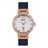 Đồng hồ đeo tay nữ hiệu Alexandre Chrities 2754LDBURMS thumbnail