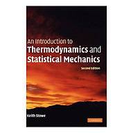 An Introduction To Thermodynamics And Statistical Mechanics thumbnail