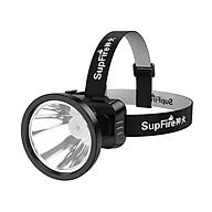 Đèn pin đội đầu chiếu xa Supfire HL52 - Thiết bị chiếu sáng tiện dụng khi du lịch dã ngoại thumbnail