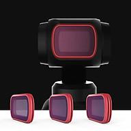 Bộ 3 filter CPL ND8 ND16 Osmo Pocket Professional hàng chính hãng PGYtech thumbnail