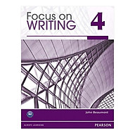 Focus On Writing 4 Student Book With Proofwriter thumbnail