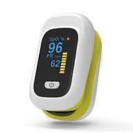Máy kiểm tra nồng độ Oxy trong máu đo nhịp tim 2-A7-T-865 thumbnail