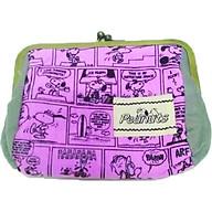 Bóp vải đựng tiền xu Snoopy chính hãng thumbnail