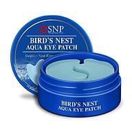 Miếng Dưỡng Da Vùng Mắt Ngăn Ngừa Lão Hóa Cấp Ẩm Chuyên Sâu SNP Bird S Nest Aqua Eye Patch thumbnail