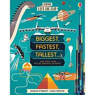 Lift-the-flap Biggest, Fastest, Highest, Strongest thumbnail