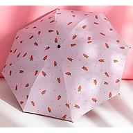 Ô dù gấp gọn cao cấp 8 nan vải dù chống thấm, chống tia UV nhỏ gọn thumbnail