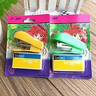 Set 2 hộp dập gim mini kèm hộp gim - DGMN thumbnail
