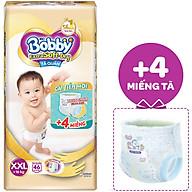 Tã Quần Cao Cấp Bobby Extra Soft Dry XXL46 (46 Miếng) - Tặng 4 Miếng Trong Gói thumbnail