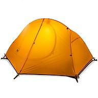 Lều Phượt 1 Người Gấp Gọn Siêu Nhẹ, Chống Rách, Chống Thấm, Dễ Sử Dụng Naturehike NH18A095-D thumbnail