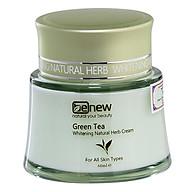 Kem Dưỡng Ẩm Cao Cấp Trà Xanh Benew Green Tea (60ml) thumbnail