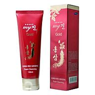 Sữa Rửa Mặt Hồng Sâm Đỏ My Gold Korea Red Ginseng Foam Cleanser (30ml) thumbnail