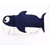 Túi ngủ cá voi cho bé thumbnail