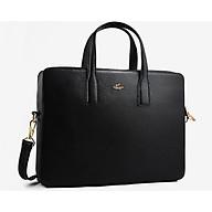 Cặp Da Nam Da Bò Cao Cấp Màu Đen WT Leather 0922.2 thumbnail