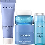Combo Laneige dưỡng ẩm đặc biệt dành cho da khô (Sữa rửa mặt Multi Deep Cleanser 50ml và Mặt nạ dưỡng ẩm Water Sleeping Mask 25ml) thumbnail