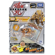 Quyết Đấu Bakugan - Chiến Binh Giác Long Trhyno Gold - Baku034 thumbnail