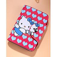 Ví bóp mini nữ Kitty cầm tay chứa 26 thẻ Atm, Visa, Card thumbnail