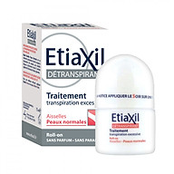 Lăn Khử Mùi Etiaxil Detranspirant Traitement Aisselles Peaux Normales 15ml (Dành cho da thường) thumbnail