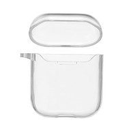 Headphone Protective Cover Compatibel With Apple Airpods Charging Box Soft Tpu Clear Case Compatible With Apple thumbnail