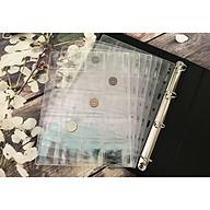 Combo 5 Phơi Đựng Tiền Xu PCCB Có 20 Ngăn Trong Dùng Holder CB5PTX20T thumbnail