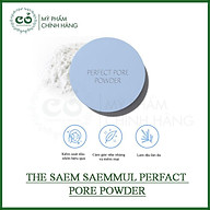 Phấn Phủ Dạng Bột Kiểm Soát Nhờn The Saem Saemmul Perfect Pore Powder 5g thumbnail