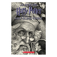 Harry Potter Part 6 Harry Potter And The Half-Blood Prince (Paperback) (Harry Potter và Hoàng Tử Lai) (English Book) thumbnail