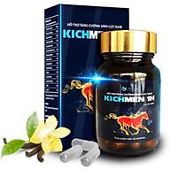 Kichmen 1h - Viên Uống Hỗ Trợ Tăng Cường Sinh Lý Nam thumbnail