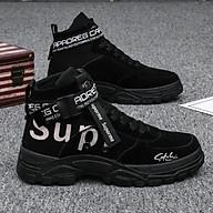 Giày thể thao nam cổ cao, boost nam, bốt nam mẫu mới tạo phong cách cá tính cho bạn thumbnail